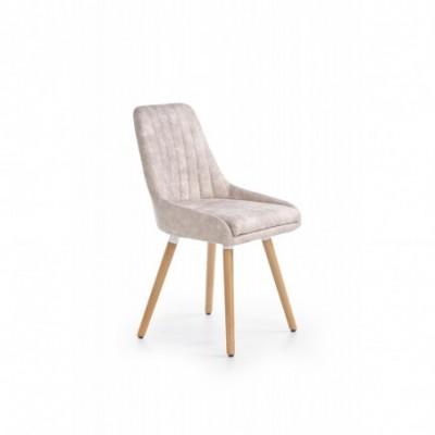 K284 krzesło beżowy (1p_2szt)