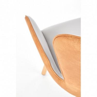 K286 krzesło jasny popiel /...