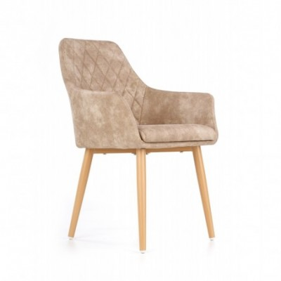 K287 krzesło beżowy (1p_2szt)