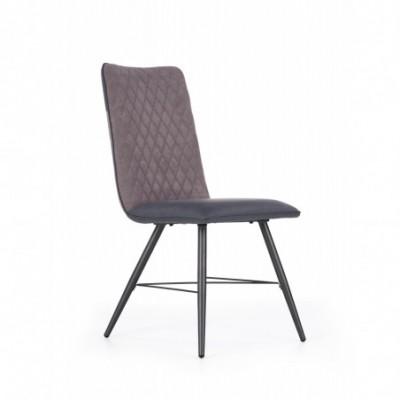 K289 krzesło jasny popiel /...