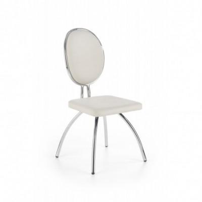 K298 krzesło jasny popiel /...