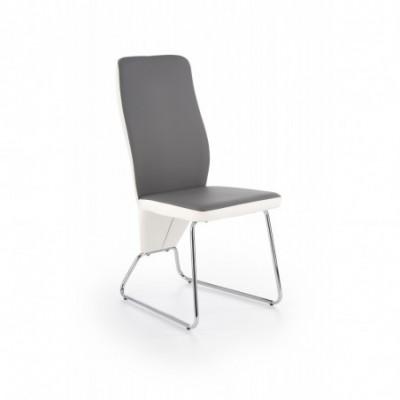 K299 krzesło tył - biały,...