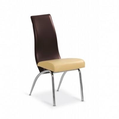 K2 krzesło beżowy-ciemny...