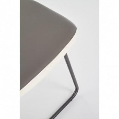K300 krzesło tył - biały,...