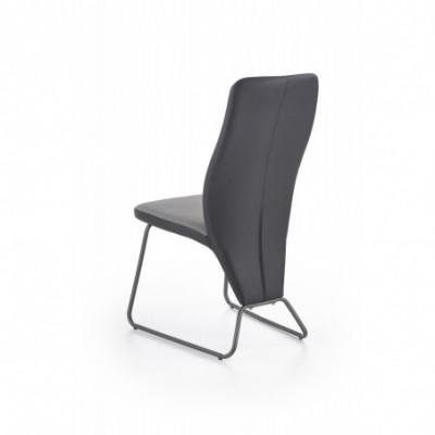 K300 krzesło tył - czarny,...