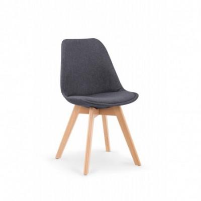 K303 krzesło ciemny popiel...