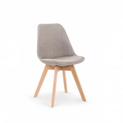 K303 krzesło jasny popiel /...