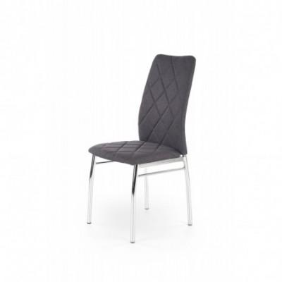 K309 krzesło ciemny popiel...