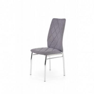 K309 krzesło jasny popiel...