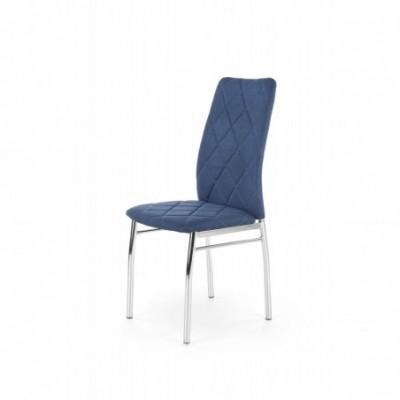 K309 krzesło niebieski...