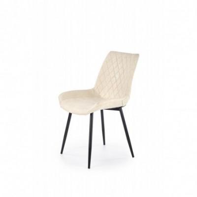 K313 krzesło nogi - czarne,...