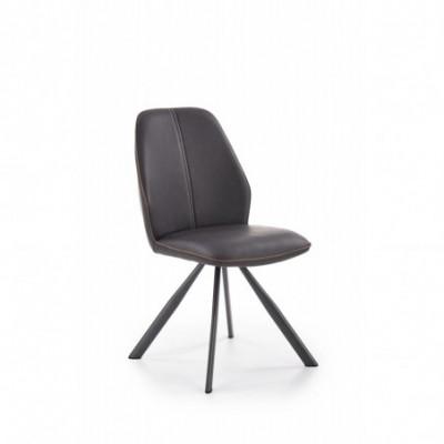 K319 krzesło brązowy /...