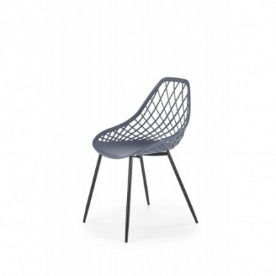 K330 krzesło nogi - czarne,...
