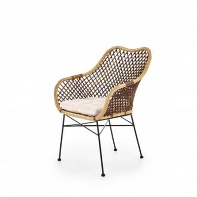 K336 krzesło rattan...
