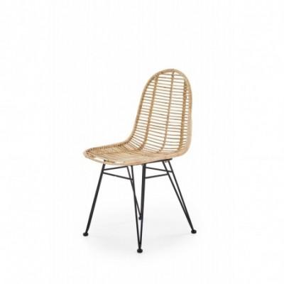 K337 krzesło rattan...
