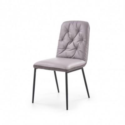 K340 krzesło jasny popiel /...