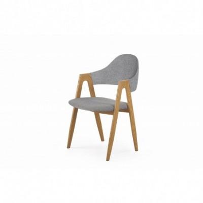 K344 krzesło popielate (...
