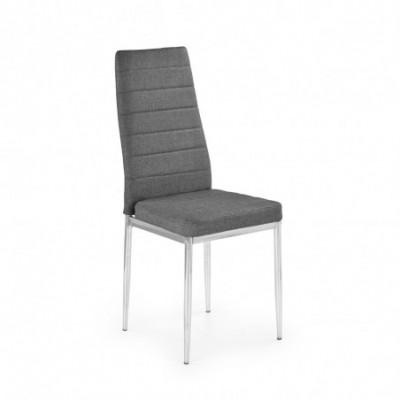 K354 krzesło popielaty...