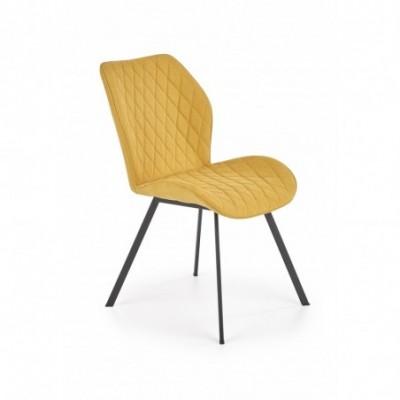 K360 krzesło musztardowy...