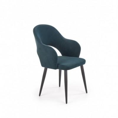 K364 krzesło ciemny zielony...