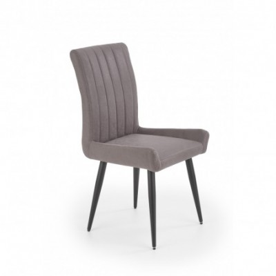 K367 krzesło ciemny popiel...