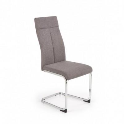 K370 krzesło ciemny popiel...