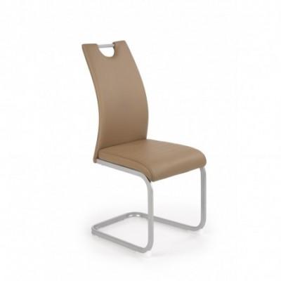 K371 krzesło brązowy (1p_4szt)