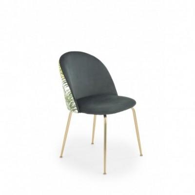 K372 krzesło ciemny zielony...