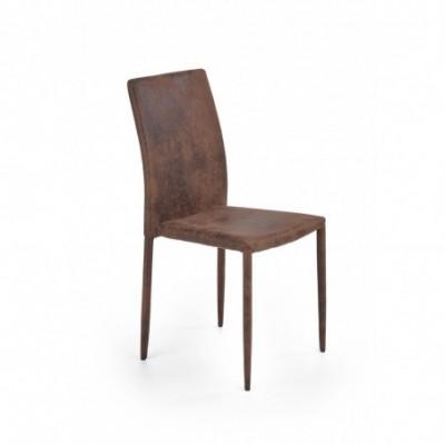 K375 krzesło ciemny brązowy...