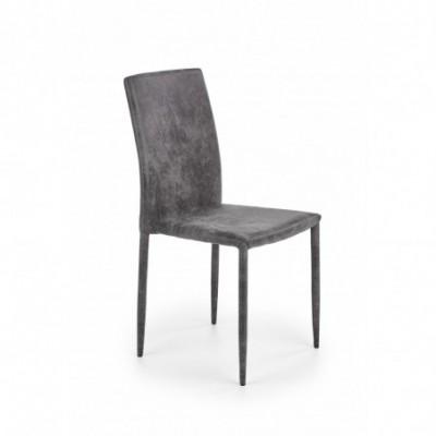 K375 krzesło ciemny...