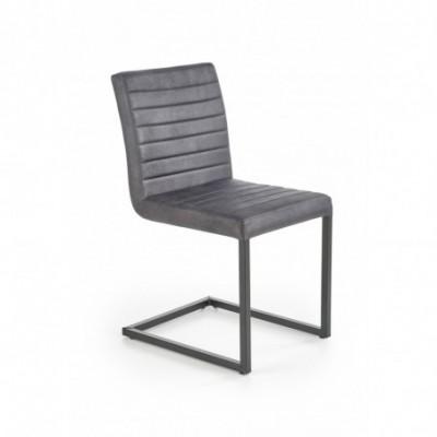 K376 krzesło ciemny...