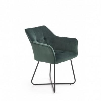 K377 krzesło ciemny zielony...