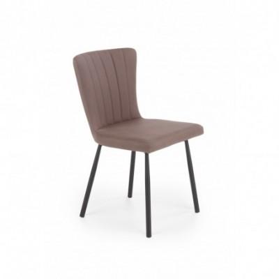 K380 krzesło brązowy (1p_2szt)