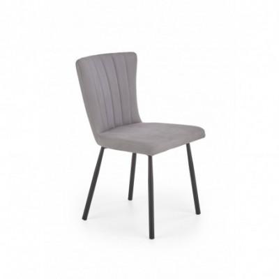 K380 krzesło popielaty...