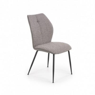 K383 krzesło jasny popiel /...