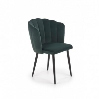 K386 krzesło ciemny zielony...