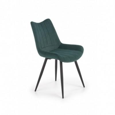 K388 krzesło ciemny zielony...