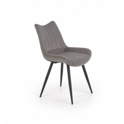 K388 krzesło popielaty...