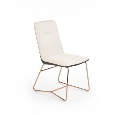 K390 krzesło kremowy /...