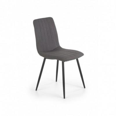 K397 krzesło popielaty...