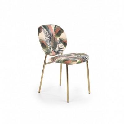 K398 krzesło, tapicerka -...