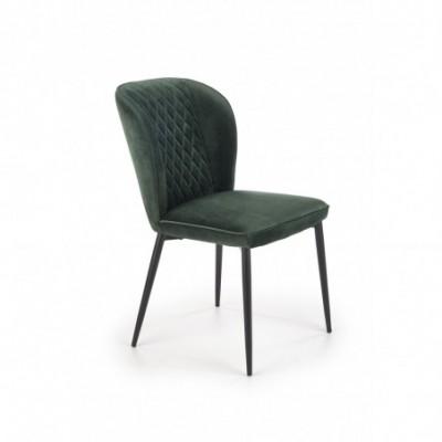 K399 krzesło ciemny zielony...