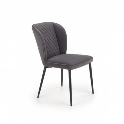 K399 krzesło popielaty...