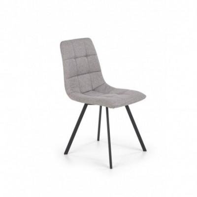 K402 krzesło popielaty...