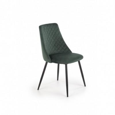 K405 krzesło ciemny zielony...