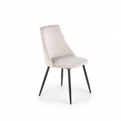 K405 krzesło popielaty...