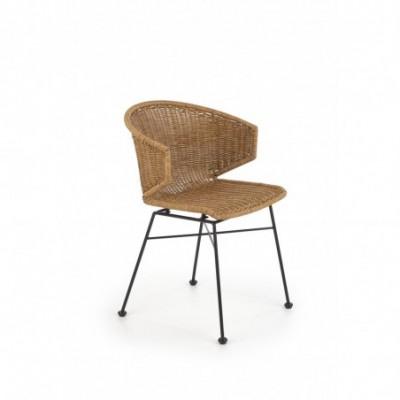 K407 krzesło naturalny /...