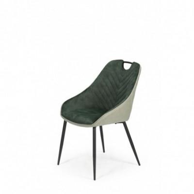 K412 krzesło ciemny zielony...