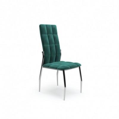K416 krzesło ciemny zielony...