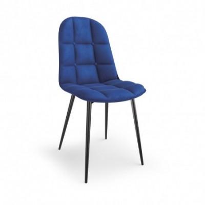 K417 krzesło granatowy...